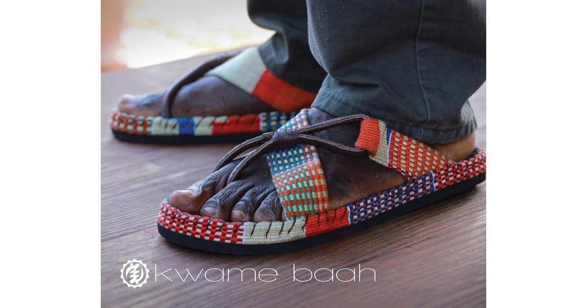 Kwame Baah Shoes