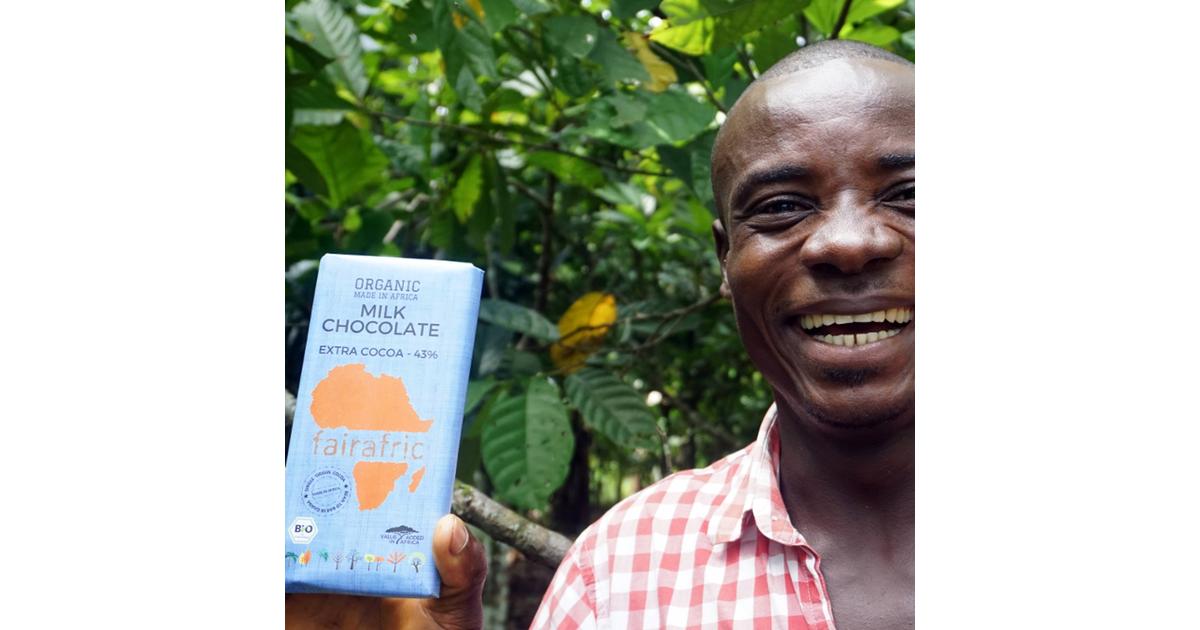 FairAfric Chocolate
